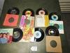 Lot Of 7 Vtg 45 R P M Vinyl Records