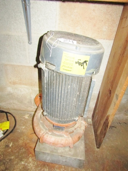 Berkely Model B3zpms Commercial Water Pump ( Local Pick Up Only )