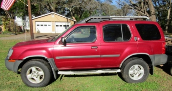 NISSAN XTERRA, COLLECTIBLES, FURNITURE & CHRISTMAS