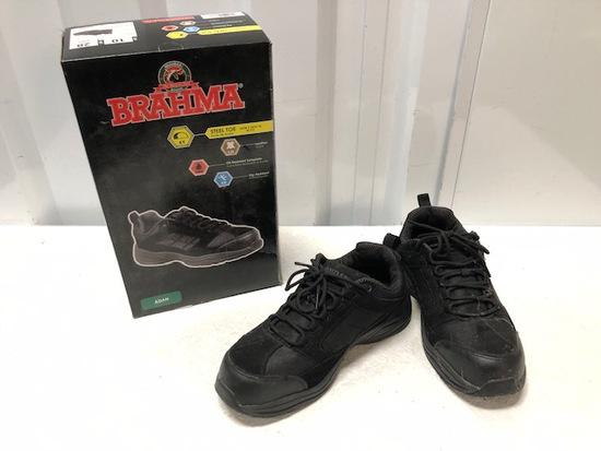 Brahma Steel Toe Shoes Size 10