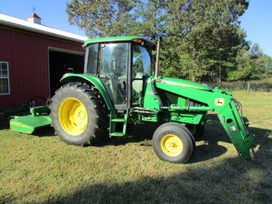 John Deere 6415 85HP Tractor w    Auctions Online | Proxibid