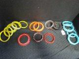 Plastic Bracelets Lot - 17 Sequined Bracelets, 1 Snakeskin Style