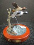 David Mass 'Over Water' Ducks in Flight Sculpture
