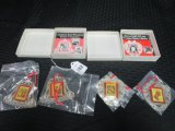 The Heritage Collections Ltd 1993 4 Christmas Ornaments