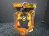 Vintage Furby In Box, Black/Orange