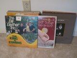 30+ Religious Vinyl LP Record Albums Bill Gaither Trio, Chuck Wagon Gang, Wanda Jackson, Etc.