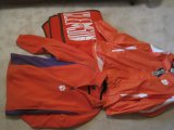 Clemson Tigers Pack Away Jacket w/ Hoodie Size Large
