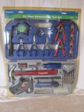 Sears Companion 51 Piece Home Owner's Tool Set w/ Case