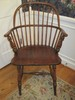Cherry Windsor Chair on Ring Turned Legs