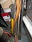 Tool Lot - Axes, Rakes, Trestle, Etc.
