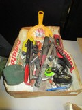 Misc. Tools - Hammer, Tape Measure, Drywall, Knife, Sheffield Blade, Etc.
