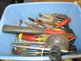 Misc. Tools - Hammer, Screwdrivers, Etc.