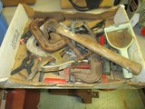Misc. Tools - Vices, Clamps, Screwdriver, Etc.