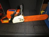 Stihl MS210 Chainsaw 16