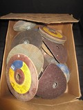 Lot - Grinding Wheels Misc. Types/Roughness, Etc.