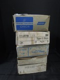5 Boxes Grinder/Sander Discs Misc. Sizes