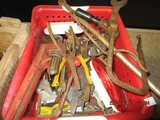 Misc. Tool Lot - Wrenches, 18