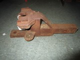 Trailer Hitch Metal