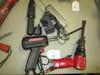 Tool Lot - Sunex Model SX-235 Air Hammer, Weller 100/440 Watts Solder Model 8200N