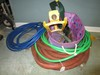 Garden Lot - Hose Pipes Various Sizes/Lengths Gilmour Water Sprinkler