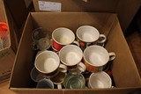 Lot - Cups, Campbell Soup Cups, Etc.
