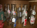 Bottle Lot - Vintage Jubilee Bottles, Soperton Glass, Pepsi Bottles, Etc.