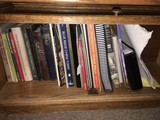 Lot - Misc. Books, Bibles, Blue Ridge China, Sound of Music, Paper Dolls