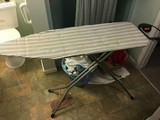 Metal Ironing Board w/ Fabric Top