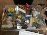 Solar Dancing Toy Lot - Devil, Lamb, Hula Girl, Etc.