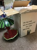 Watermelon Fruit Bird Feeder in Original Box