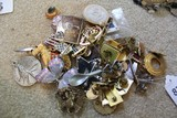 Lot - Misc. Pins, Brooches, Badges, Etc. w/ Various Designs