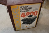 Kodak Carousel Projector 4200 in Box