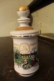 S.C. Tricentennial Old Fitzgerald Prime Ceramic Decanter w/ Stopper