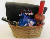 Durty Girl Cocktail Condiment Mixer Basket