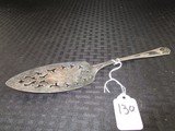 Simon L & George H. Rogers Company TRA Pierced Serving Spoon