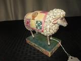 Jim Shore Heartwood Creak Sheep