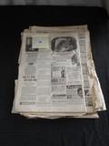 Lot - Vintage Newspapers/Magazines 1907-1918, Etc.