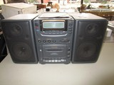 Koss FM/AM Stereo/CD Disc Playing System Black