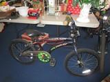 Murry Whiplash 2000 Kids Bike Metal