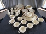 Franciscan Color-Seal Corn Yellow/Autumn Pattern Ceramics Lot