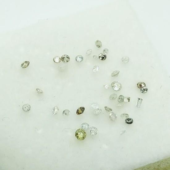 Assorted Diamond 0.4ct