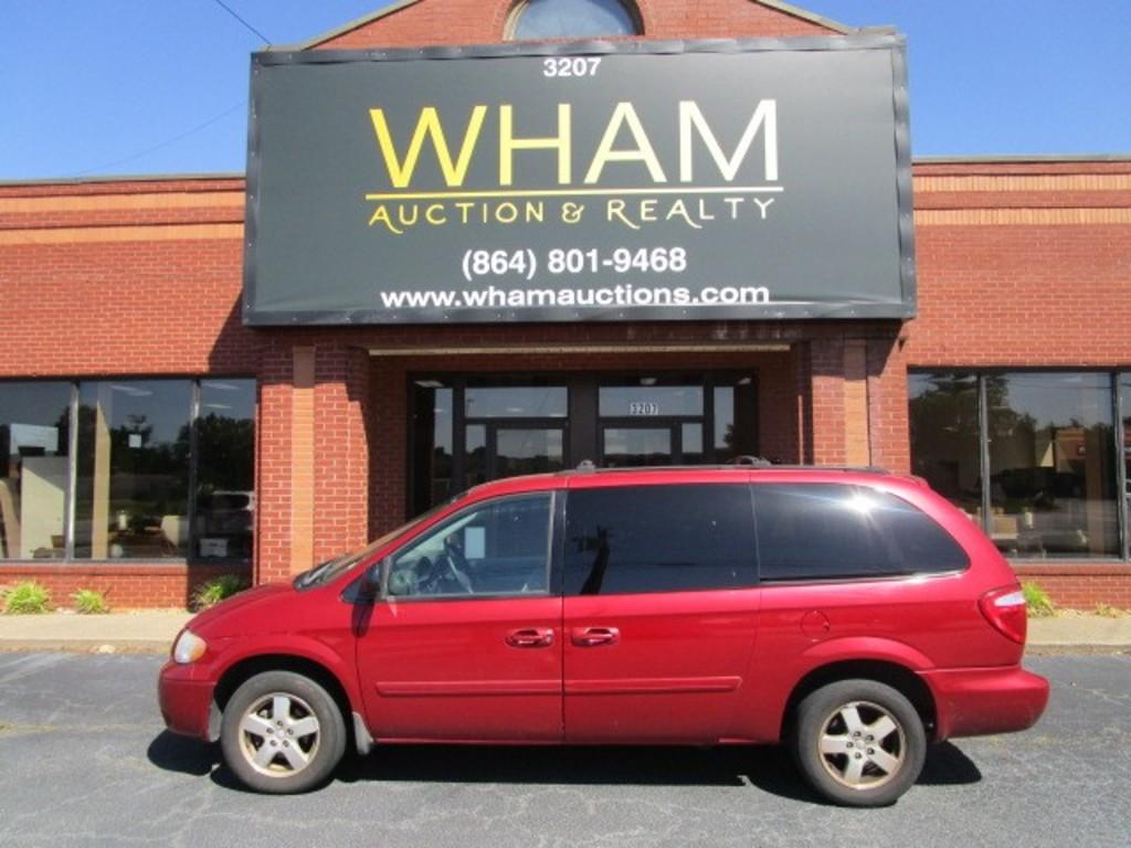 2005 Chrysler Dodge Grand Caravan SXT