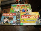 Lot - Monopoly Ultimate Banking, Family Guy Edition, Electronic Banking