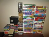 Huge Vintage/Collectible VHS Lot - Masterpiece Collection Lion King, Mary Poppins, V