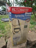 RL Flomaster Bleach Spraying System in Original Box
