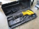 DeWalt Electric Reciprocating Saw 120V Type 1 in Case