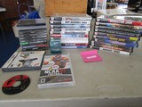 Lot - PlayStation 1 & 2 Games Ratchet & Clank, WWE Smackdown, Guitar Hero