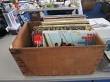 Vintage Vinyl Lot - Motown, ZZ Top, Woods Woodbury, Brides of Funkenstien, Etc.
