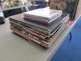 Vintage Vinyl Lot - Cat Stevens, Starlight Ramblers, Steppenwolf, Etc.
