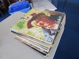Vintage Vinyl Lot - John Denver, Joe Cocker, Boston, The Moody Blues, Etc.